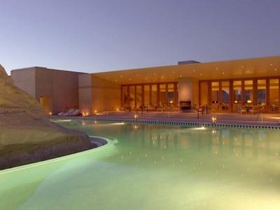 Fancy a swim? 10 amazing pools that will seduce you Amazing pools Amangiri Resort1 400x300
