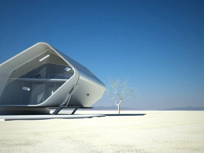 See the future: best futuristic styled houses