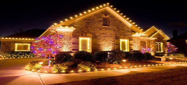 Christmas decorations: Make your house stand out decora    o exterior1  HOME decora C3 A7 C3 A3o exterior1