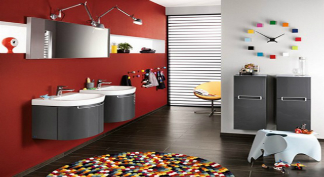 HOME 10 Colourful Ideas for Your Bathroom ft