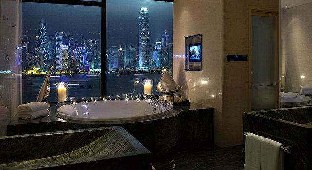 HOME PresidentialSuite at the InterContinental Hong Kong Asian Interior Design1
