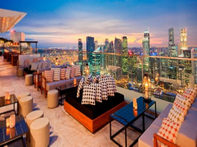 TOP 10 Amazing rooftop bars in Singapore you need to visit