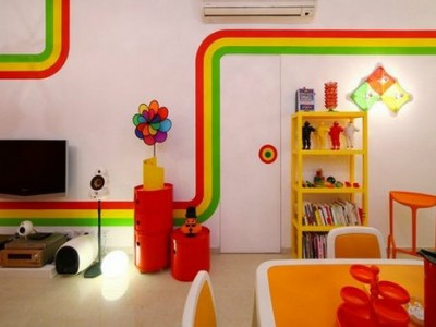 The RAINBOW House in Hong Kong