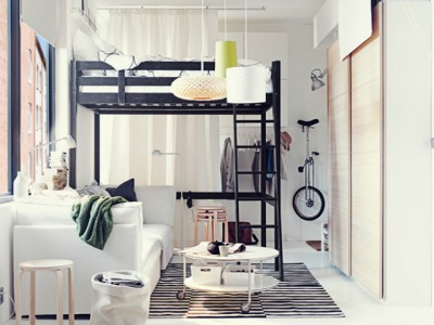 INSPIRING SPACE-SAVING IDEAS FOR SMALL BEDROOMS