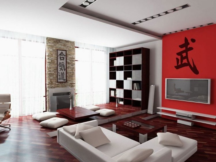 Beau Rsz_modern Asian Style Living Room 1
