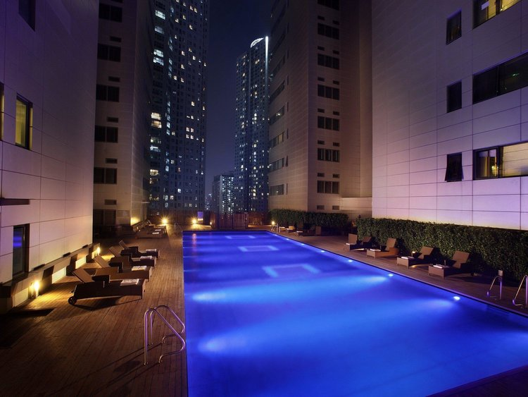the classic 500 executive residence top 10 hotels seoul
