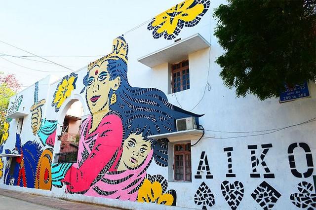 design Delhi: The Affirmation Of A New Design Capital delhi lodi colony 1486142342