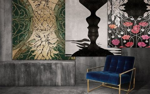 When Rugs Really Tie A Room Together: Design Inspirations