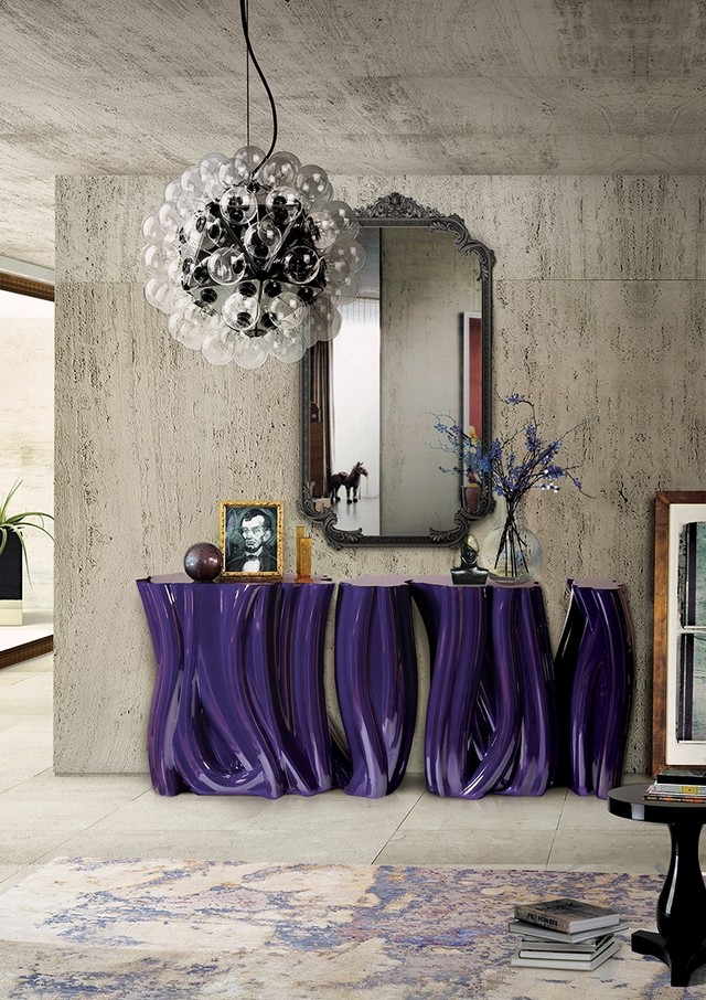 Violet Design: Some Inspirations For Your Living Room Decoration Living Room Decoration Violet Design: Some Inspirations For Your Living Room Decoration 2 2