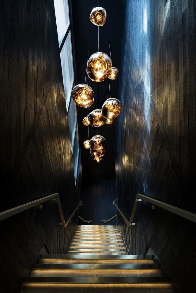 The Art Of Tom Dixon: Luxury Design In Hight Restaurant Luxury Design The Art Of Tom Dixon: Luxury Design In Hight Restaurant 4 2