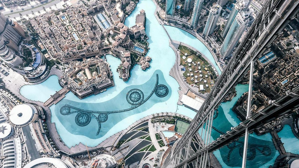 Top Attractions: Dubai dubai Top Attractions: Dubai Al22 JAN Dubai Fountain