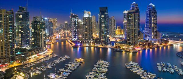 dubai Top Attractions: Dubai Dubai Marina Yacht Club Marina Landing Page tcm176 106626 640x275