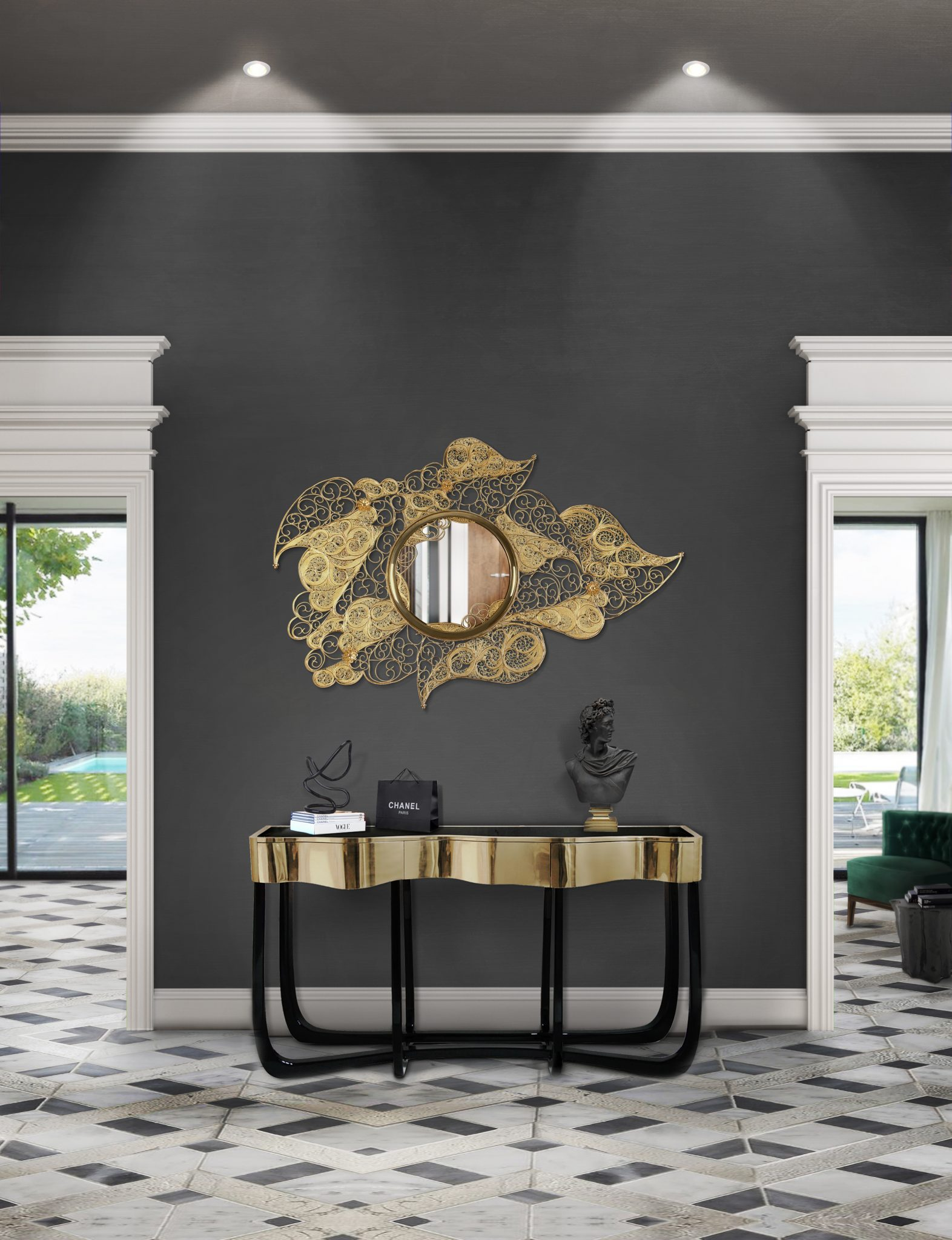 The Most Exclusive Mirrors By Boca do Lobo mirrors The Most Exclusive Mirrors By Boca do Lobo filigree 01