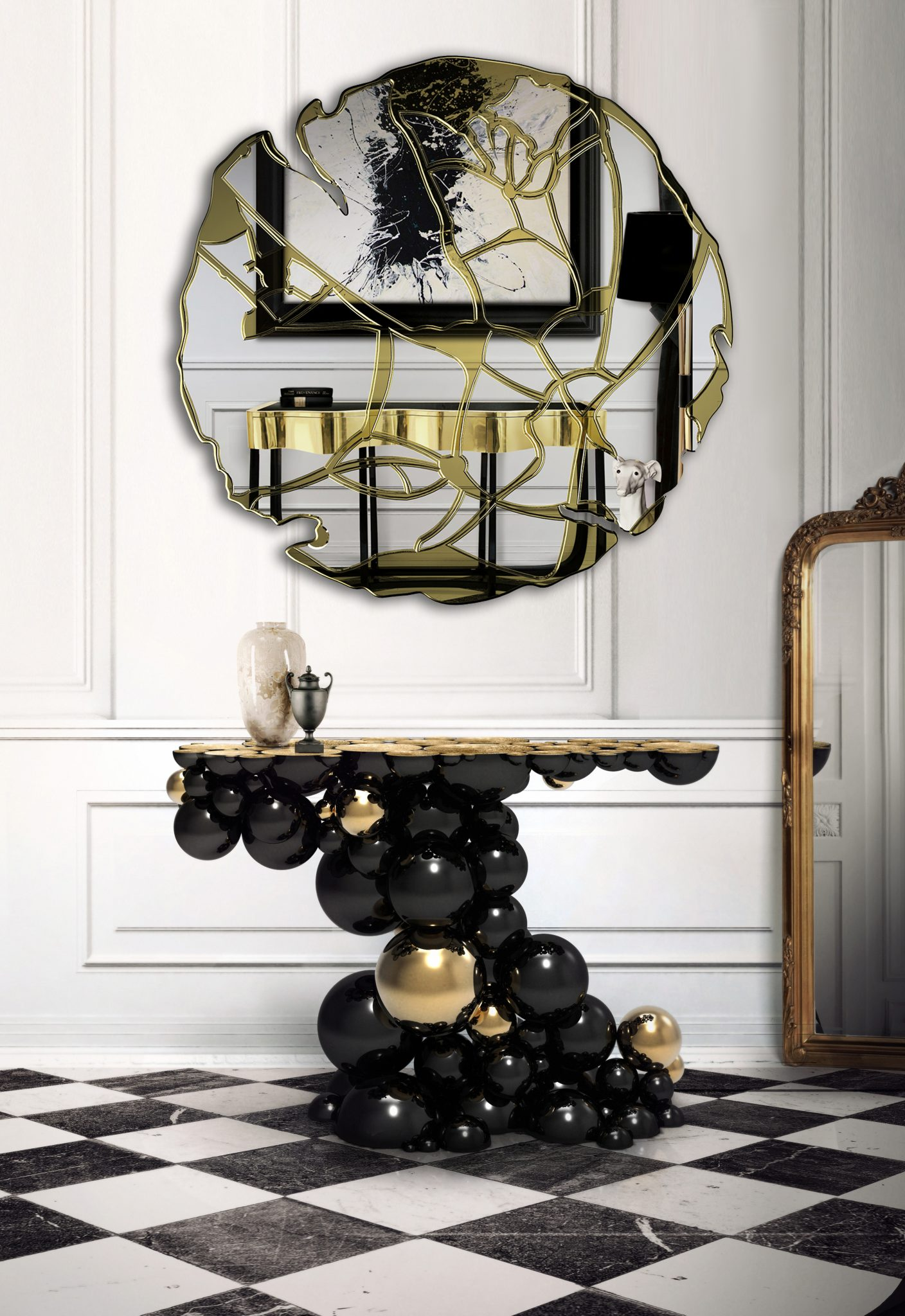 The Most Exclusive Mirrors By Boca do Lobo mirrors The Most Exclusive Mirrors By Boca do Lobo glance 02