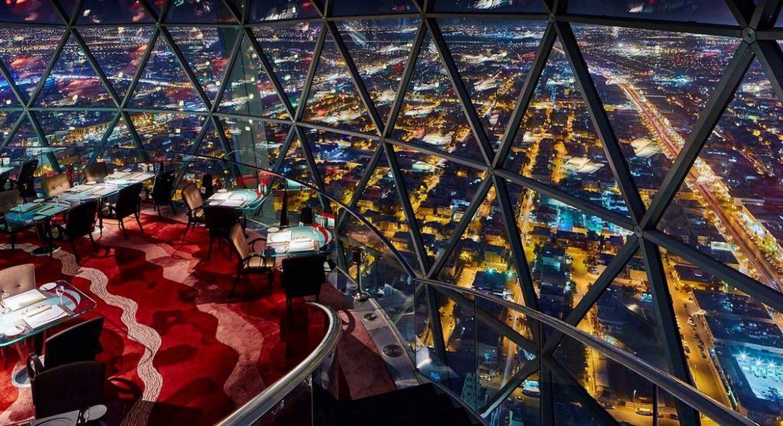 restaurant Top Eccentric Restaurants in Riyadh the globe