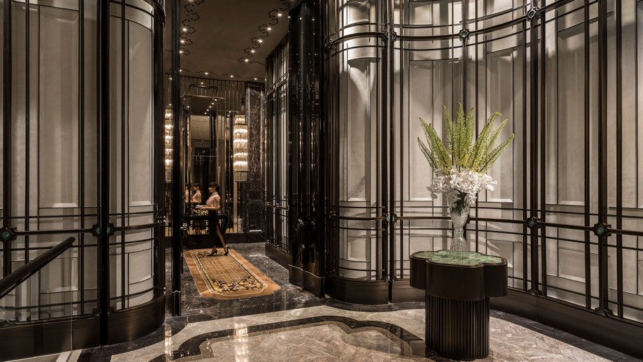 Luxury Design Firm: AD Concept - Top Interior Designers Luxury Design Firm Luxury Design Firm: AD Concept - Top Interior Designers Restaurant Shangai Four Seasons Hotel Pudong Shangai 2