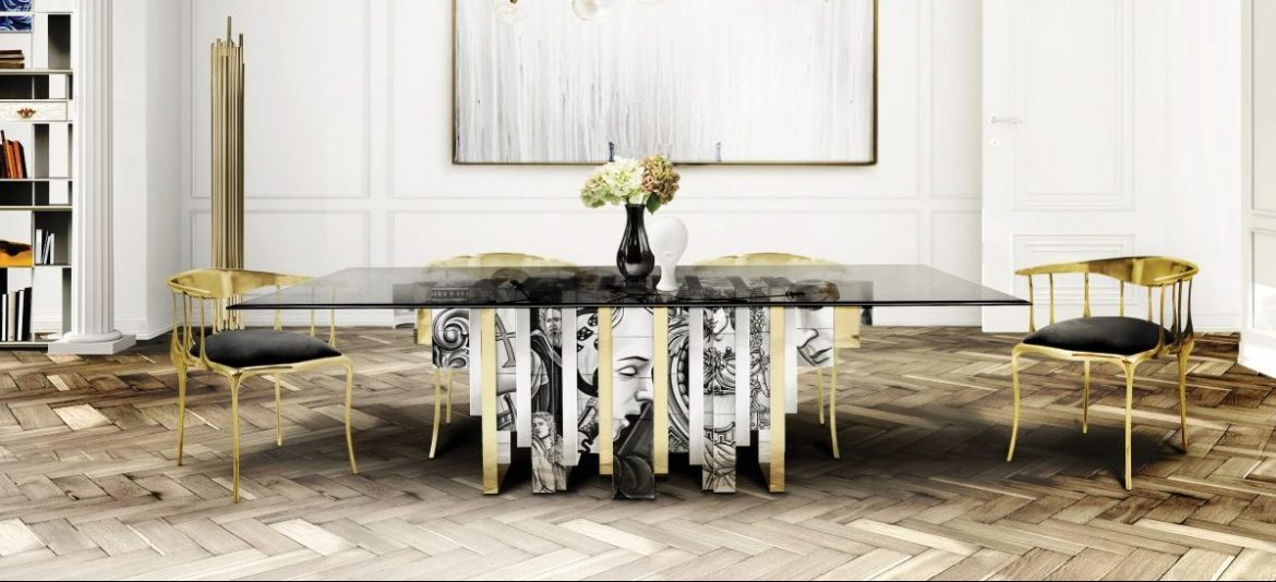 Heritage Dining Table: Techniques From The Past, Ambiances For Today
