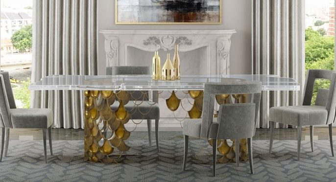 10 Luxury Dining Tables You Shouldn't Miss