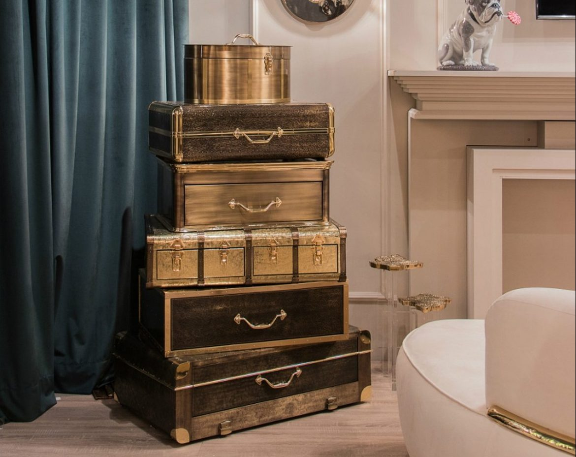 Dazzling Luxury Safes By Boca Do Lobo