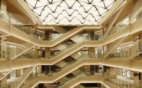 Amazing Shopping Mall Design By Gwenael Nicolas Gwenael Nicolas Amazing Shopping Mall Design By Gwenael Nicolas curiosity ginza six gwanael nicolas tokyo designboom 011 2 480x300
