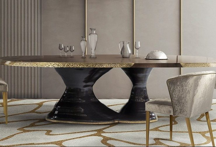 Contemporary Dining Tables For An Exquisite Dining Room