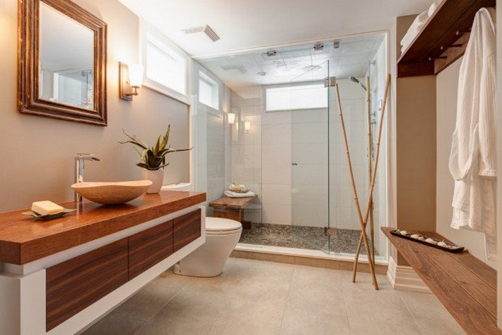 5 Unique Zen Bathrooms Inspired By Asian Modern Design asian modern design 5 Unique Zen Bathrooms Inspired By Asian Modern Design 15 Zen Inspired Asian Bathroom Designs For Inspiration 5