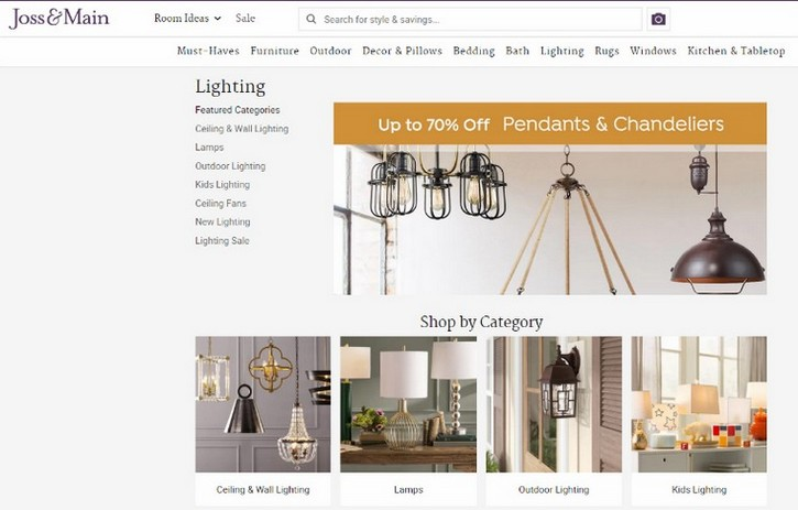 Find out the best lighting online stores lighting online stores Find out the best lighting online stores joss