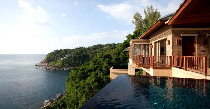 Trendy boutique hotels to stay in Thailand hotels to stay in thailand Trendy boutique hotels to stay in Thailand luxury cliff pool villa