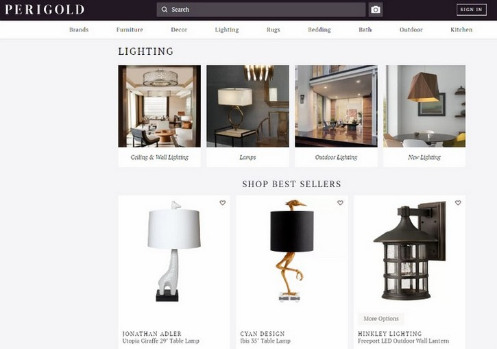 Find out the best lighting online stores lighting online stores Find out the best lighting online stores perigold
