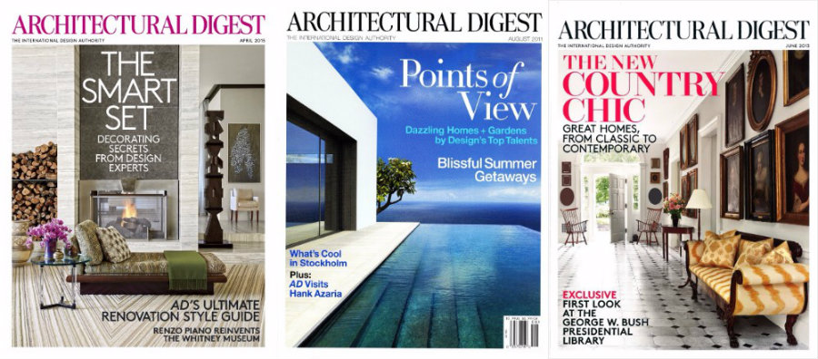 Some of the World's most popular Interior Design Magazines interior design magazines Some of the World's most popular Interior Design Magazines ARCHITECTURAL DIGEST ASIAN