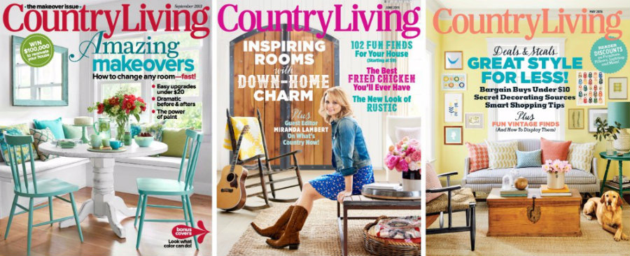 Some of the World's most popular Interior Design Magazines interior design magazines Some of the World's most popular Interior Design Magazines Country Living ASIAN