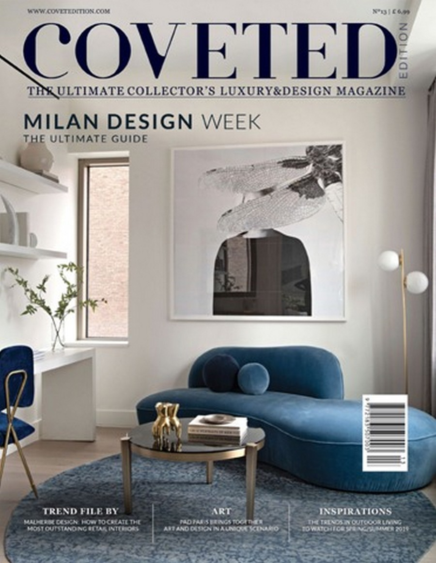 Some of the World's most popular Interior Design Magazines interior design magazines Some of the World's most popular Interior Design Magazines CovetED Magazine Popular Interior Design Magazines