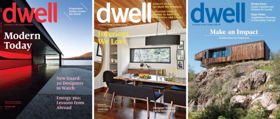 Some of the World's most popular Interior Design Magazines interior design magazines Some of the World's most popular Interior Design Magazines Dwell ASIAN