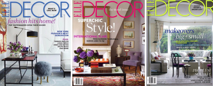 Some of the World's most popular Interior Design Magazines interior design magazines Some of the World's most popular Interior Design Magazines Elle Decor ASIAN