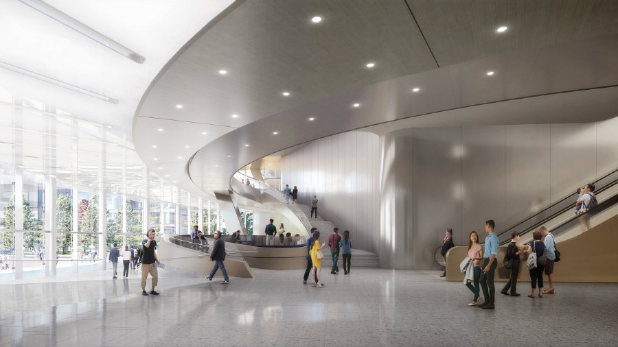 The Lyric Theatre Complex is UNStudio's latest project in Hong Kong Lyric Theatre The Lyric Theatre Complex is UNStudio's latest project in Hong Kong IMG1 1