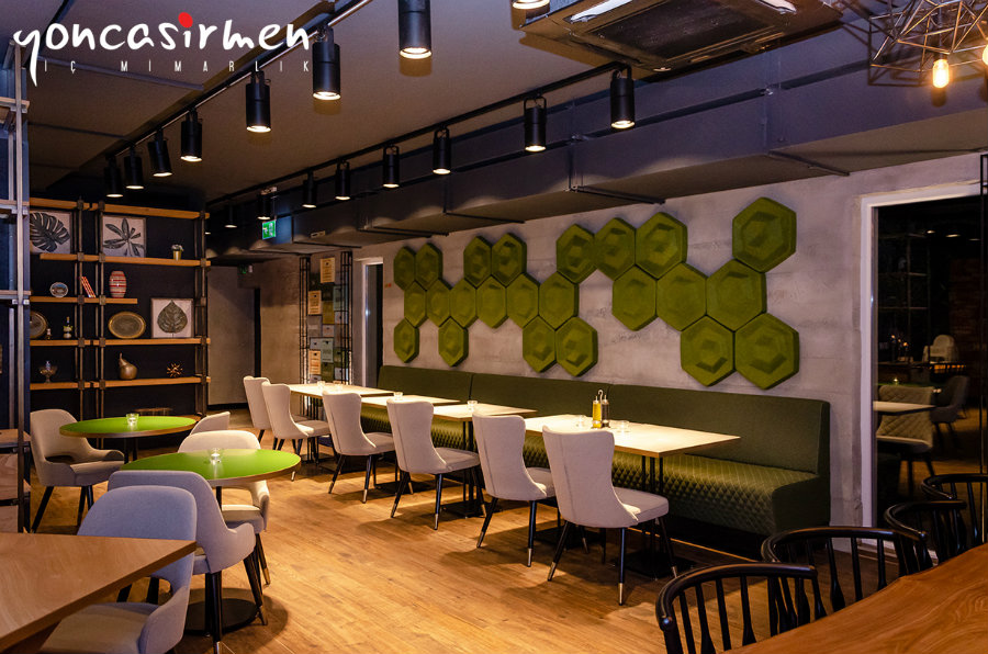 Yonca Sirmen Chef's Bistro: A Design Project By Yonca Sirmen IMG1 3
