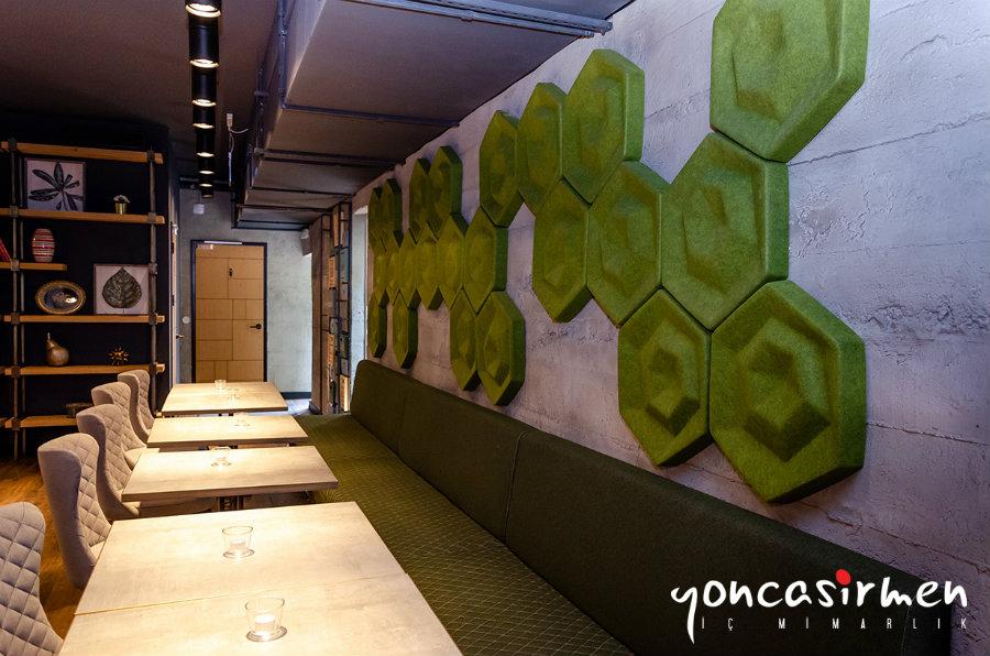 Yonca Sirmen Chef's Bistro: A Design Project By Yonca Sirmen IMG2 3