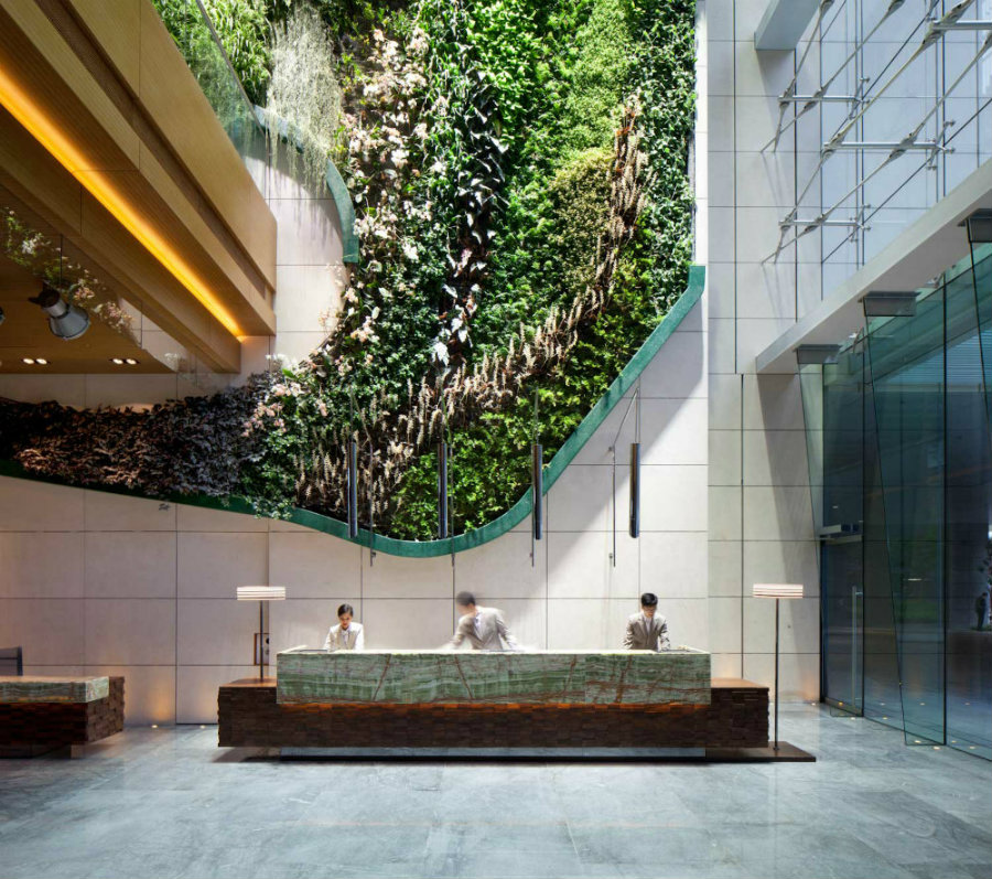 Asia's 10 Best Luxury Hotel Lobby Designs luxury hotel lobby designs Asia's 10 Best Luxury Hotel Lobby Designs Striking Luxury Hotel Lobbies Around the World 05