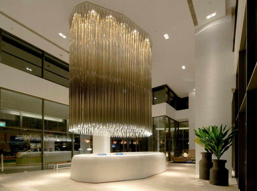 luxury hotel lobby designs Asia's 10 Best Luxury Hotel Lobby Designs World   s Best Luxury Hotel Lobby Designs 7