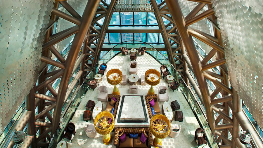 luxury hotel lobby designs Asia's 10 Best Luxury Hotel Lobby Designs worlds best hotel lobby designs 1