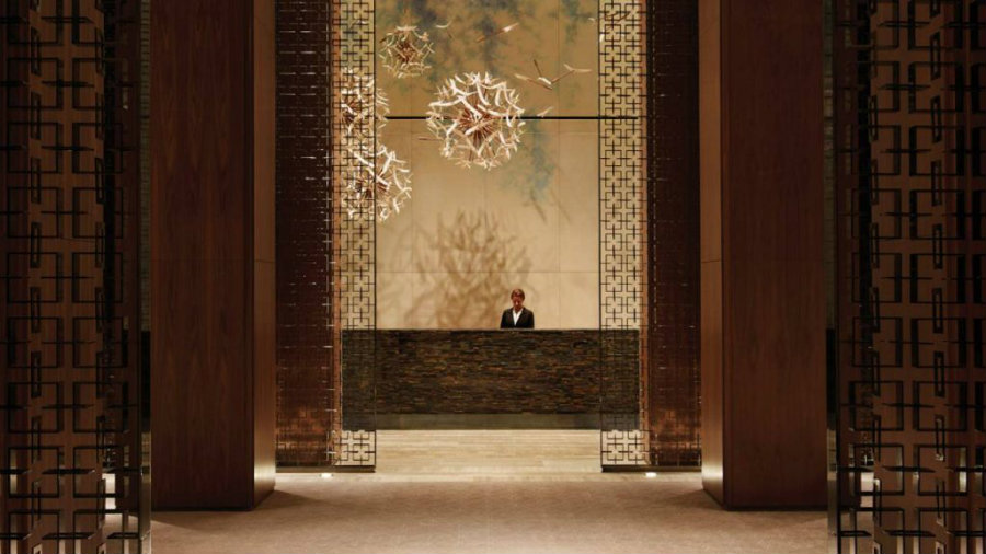 luxury hotel lobby designs Asia's 10 Best Luxury Hotel Lobby Designs worlds best hotel lobby designs 5
