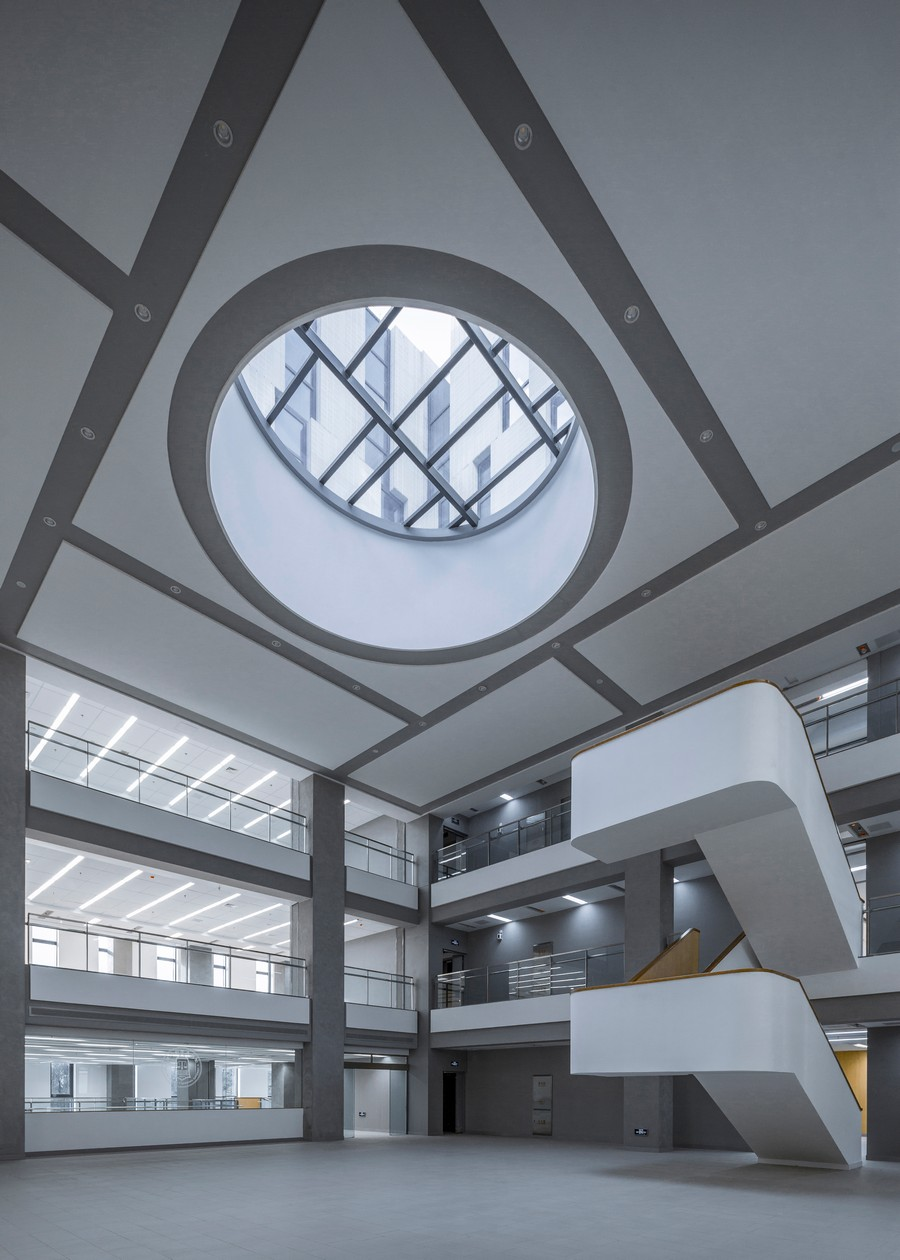 Kokaistudios Designed The Most Prestigious Law Faculty In China Kokaistudios Kokaistudios Designed The Most Prestigious Law Faculty In China Kokaistudios Designed The Most Prestigious Law Faculty In China 6