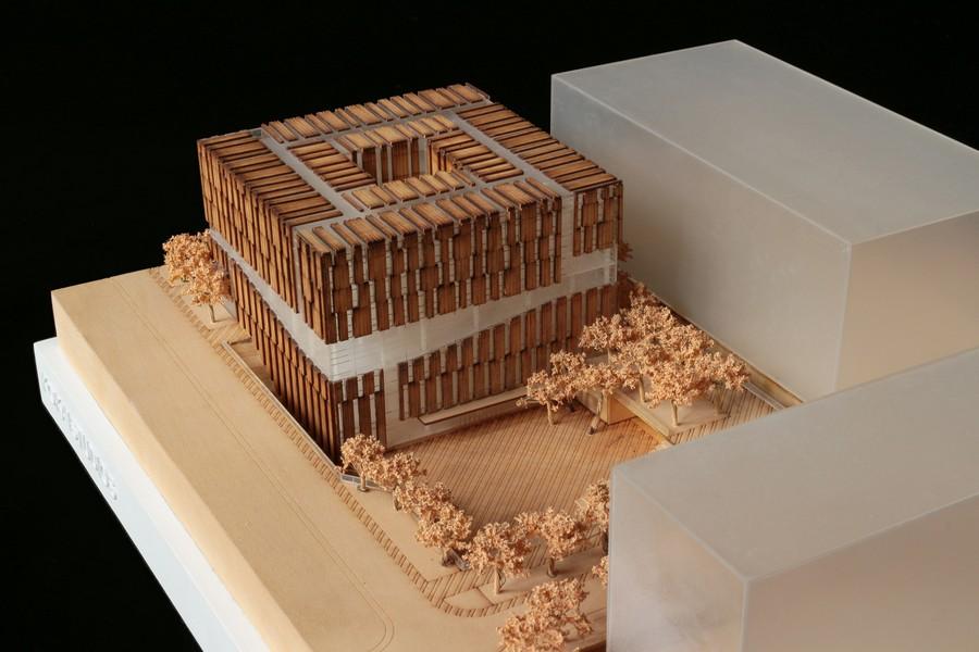 Kokaistudios Designed The Most Prestigious Law Faculty In China
