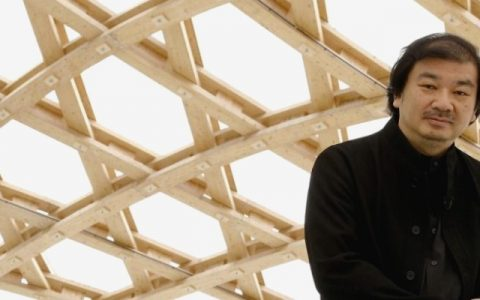 Shigeru Ban Is A Symbol Of Japan's Modern Architecture Industry
