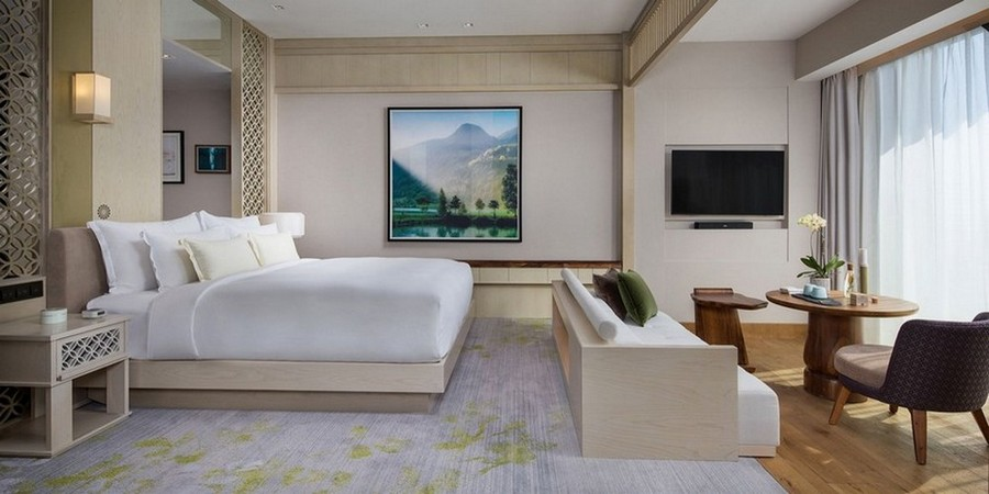 All About The Anandi Hotel and Spa Design By Hirsch Bedner Associates
