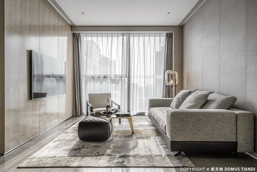Amazing Living Room Desing Ideas By Domus Tiandi Desing Studio