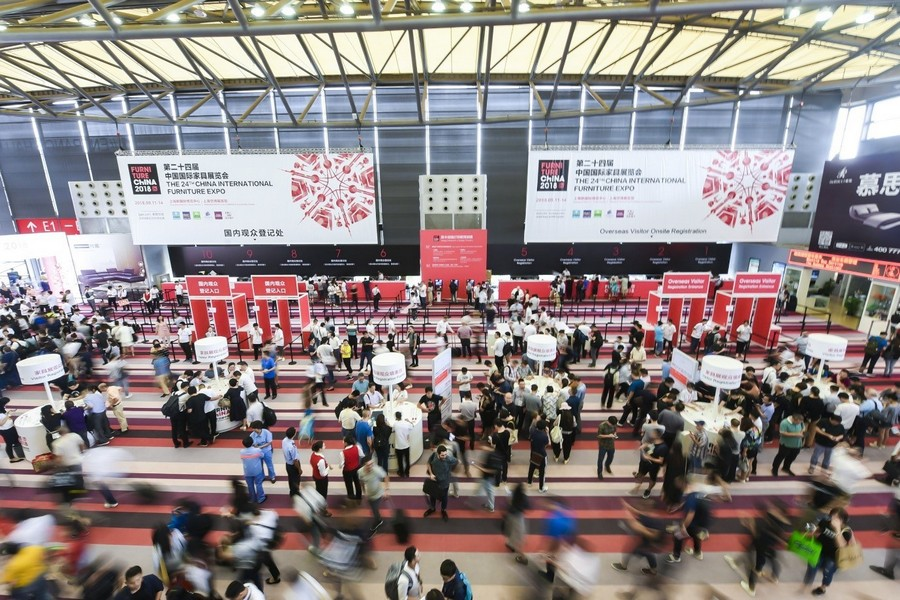 China International Furniture Expo Has Been Impressing For 25 Years China International Furniture Expo China International Furniture Expo Has Been Impressing For 25 Years China International Furniture Expo Has Been Impressing For 25 Years 5