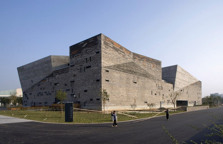 Wang Shu Is One Of China's Biggest Modern Architecture Symbols