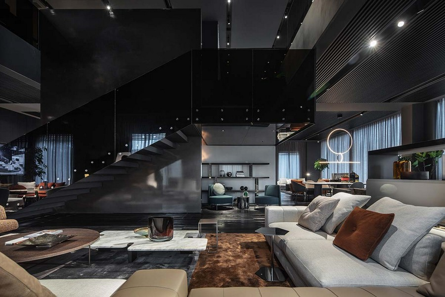Minotti Opened A New Chinese Flagship Store For Isaloni Shanghai 2019 minotti Minotti Opened A New Chinese Flagship Store For Isaloni Shanghai 2019 Minotti Is Going To Open A Chinese Flagship Store During Isaloni Shanghai 2