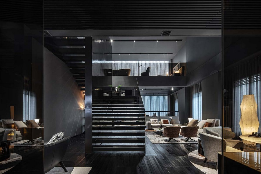 Minotti Opened A New Chinese Flagship Store During Isaloni Shanghai minotti Minotti Opened A New Chinese Flagship Store For Isaloni Shanghai 2019 Minotti Is Going To Open A Chinese Flagship Store During Isaloni Shanghai 3
